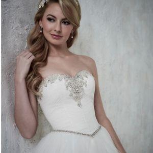Christina Wu Wedding Gown 15609